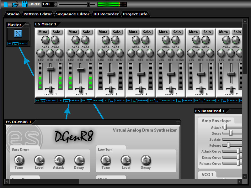 DarkWave Studio 3.2.2